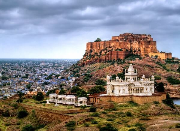 Jodhpur Fort in Rajasthan