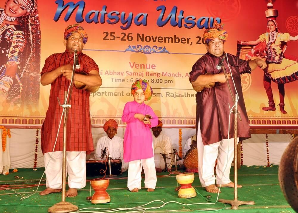 Matsya Festival Alwar