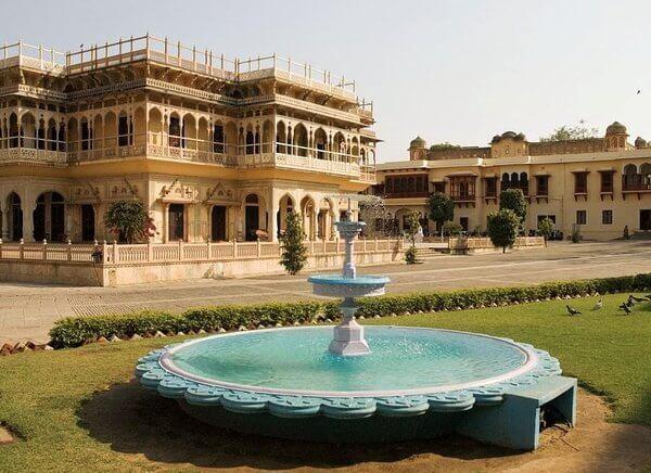 Mubarak Mahal Jaipur