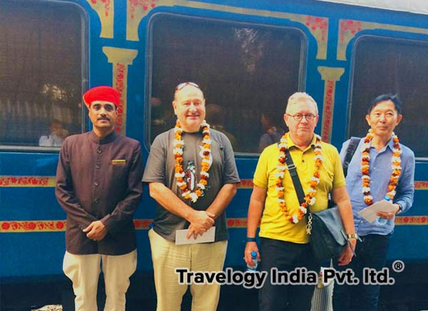 8 Days - Palace on Wheels Journey