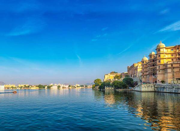 8 Days Golden Triangle with Udaipur Tour