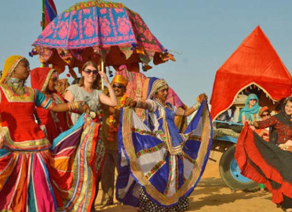 5 Days - Rajasthan Tour Covering Jaipur, Pushkar, Udaipur