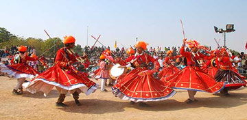 Top Rajasthan Festivals