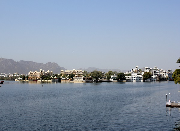 Taj Lake Palace Udaipur Culture India