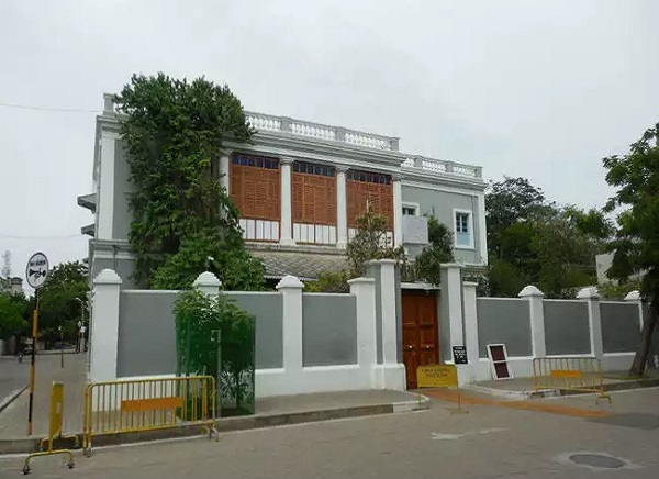 Aurobindo Ashram Pondicherry