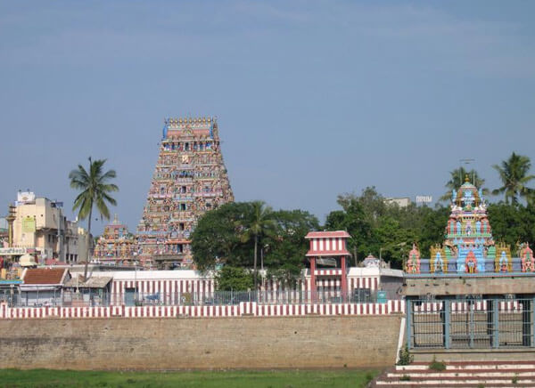 20 Days South India Tour from Chennai