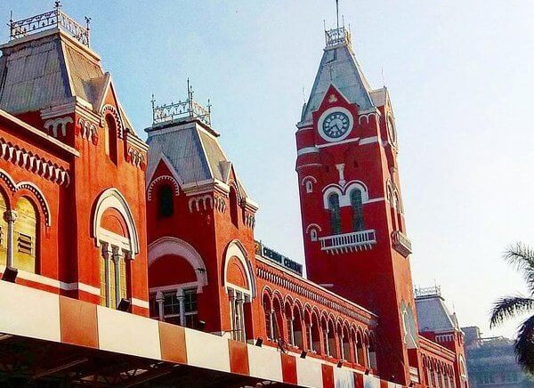 Heritage of Chennai