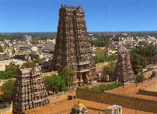10 Days South India Temple Tour from Mumbai