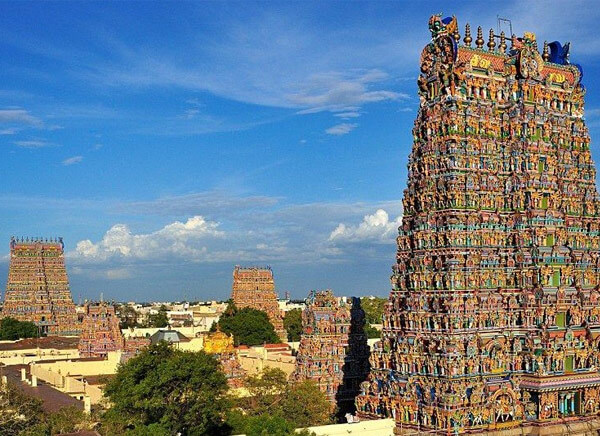12 Days South India Temple Tour