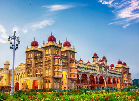 Mysore Palace Tour