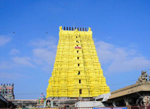 4 Days - Madurai Rameshwaram Kanyakumari Temple Tour