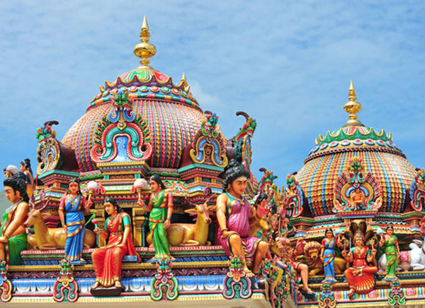Tamilnadu Tour Packages - Sightseeing, Itinerary