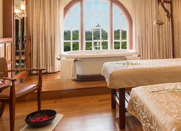 Oberoi Amarvilas Resort Agra