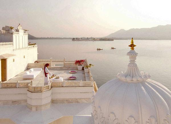 Taj Lake Palace Resort Udaipur