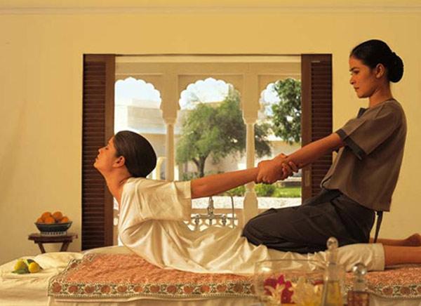 Oberoi Vanyavilas Resort Ranthambhore