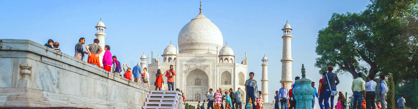 Taj Mahal Sightseeing