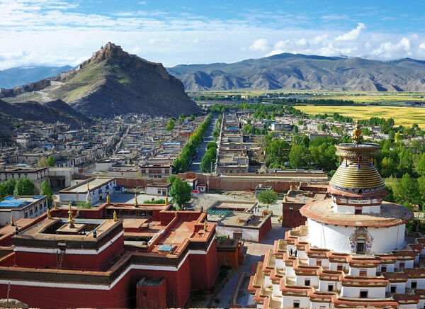 7 Nights 8 Days Tibet Tour From Lhasa