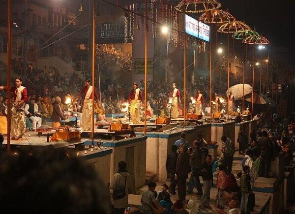 Varanasi Evening Aarti