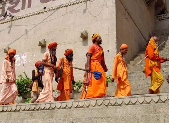 Varanasi Saints