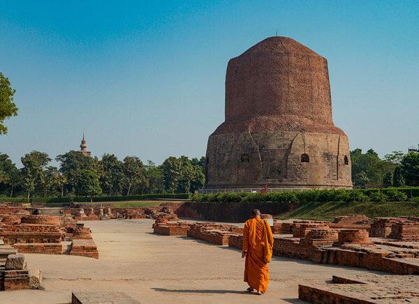 Sarnath Stupa