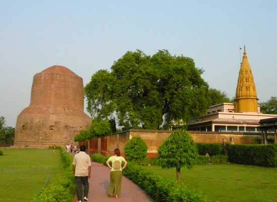 Sarnath Stupa Varansi
