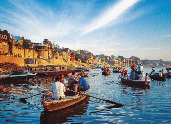 9 Days - Delhi Agra Jaipur with Varanasi Tour (Ganges Tour)