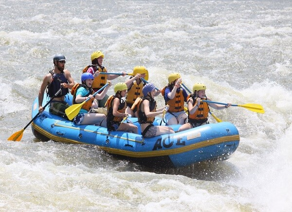 Nameri River Rafting