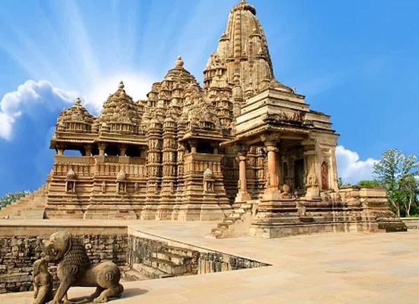 Khajuraho Temples tour by Maharajas Express