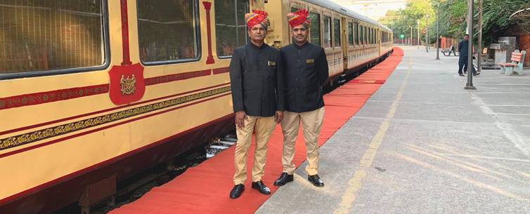 Palace on Wheels Bar Lounge and Bar