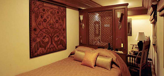 Maharajas Express Suite Cabin