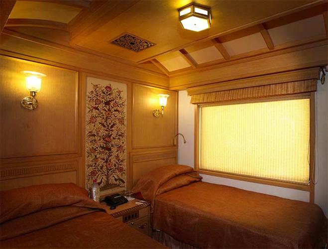 Maharajs Express Cabin price
