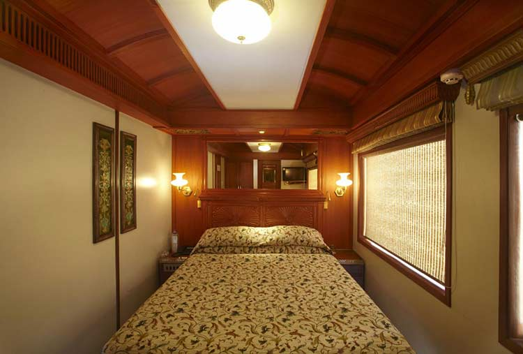 Maharajs Express Junior suite cost