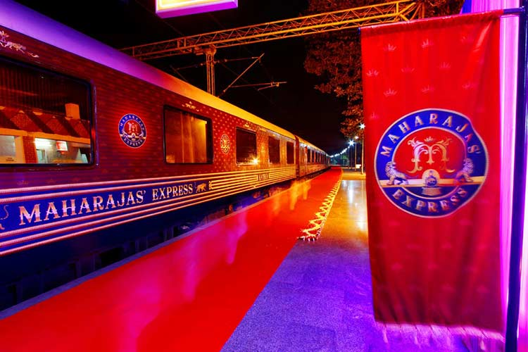 Maharajas Express Train Exterior pictures