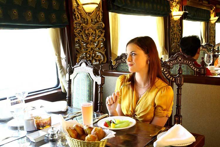 Mayur Mahal Restaurant Maharajas Express
