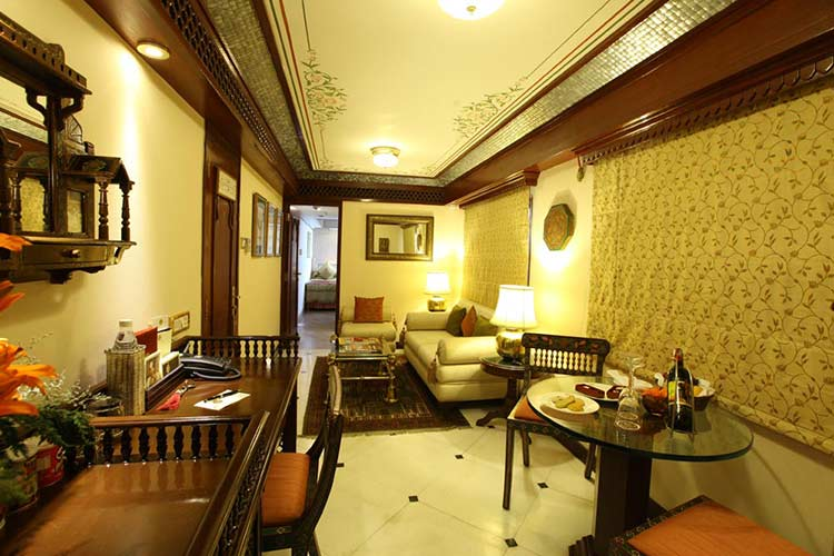 Images of Presidential Suite