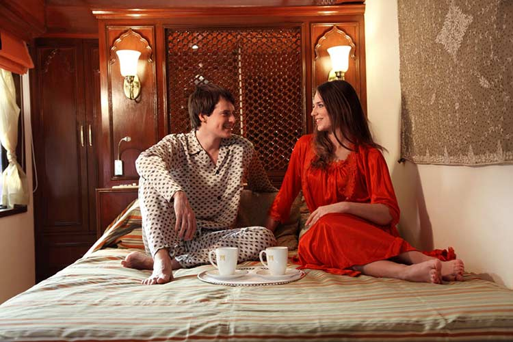 Maharajas Express Presidential Suite
