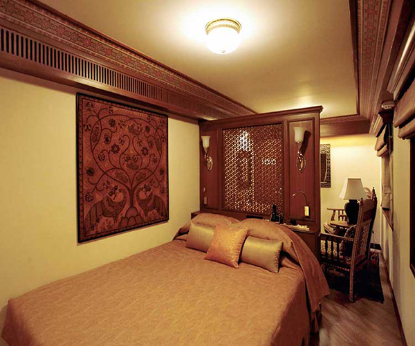 Maharajas Express Suite Cabin