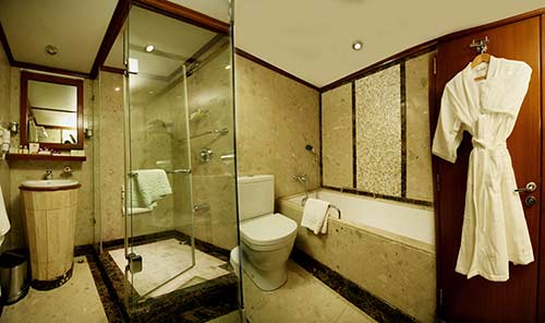 Suite images of Maharajas Express