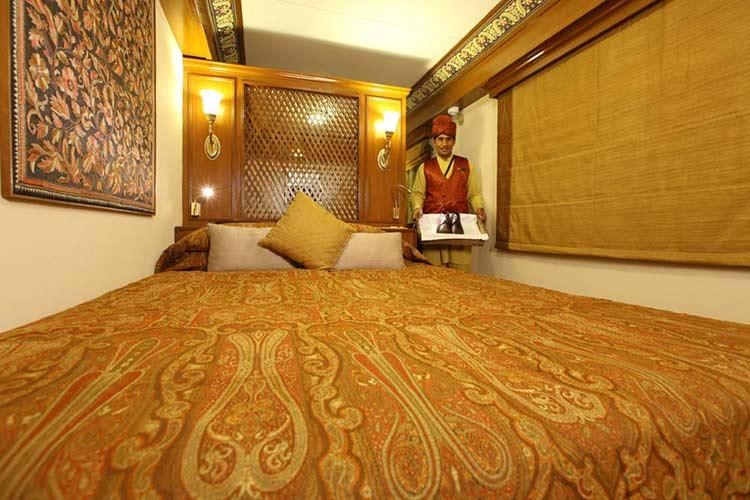 Suite Price of Maharajas Express