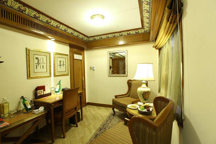 Maharajas Express Suite Photo Gallery
