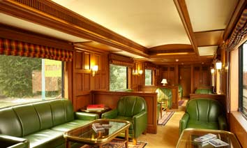 Maharajas Express Rajah Club Bar Lounge