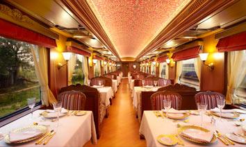 Maharajas Express Rang Mahal Restaurant