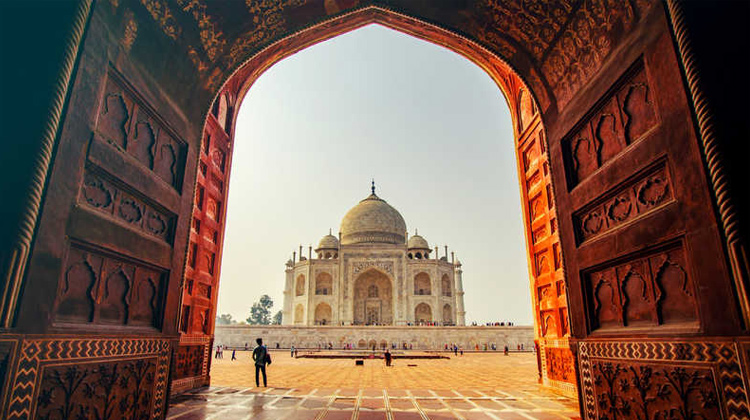 Agra Tour by Train