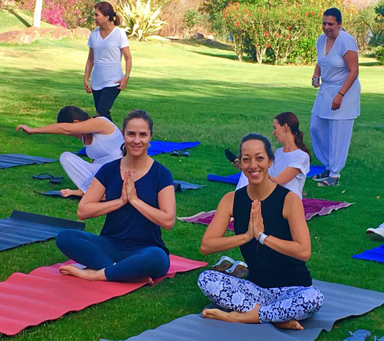 Yoga and Heritage Walk Tour in Agra