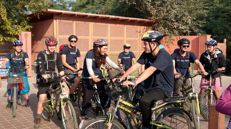 Agra Cycling
