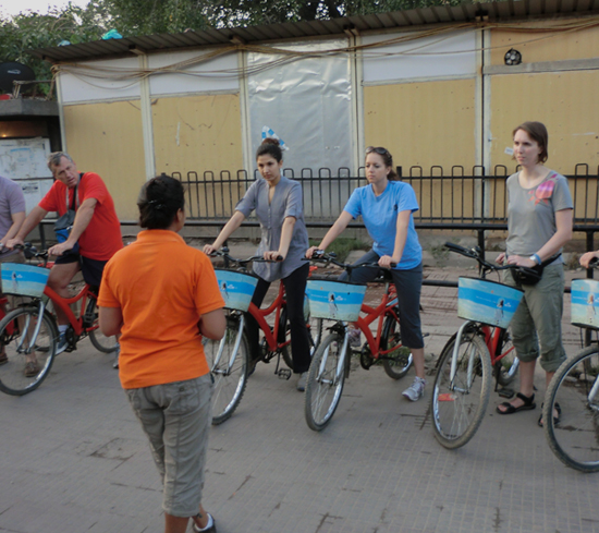 Rustic Cycle Tour of Agra