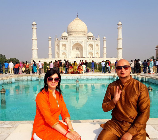 2 Days Taj Mahal Tour By Car From Delhi