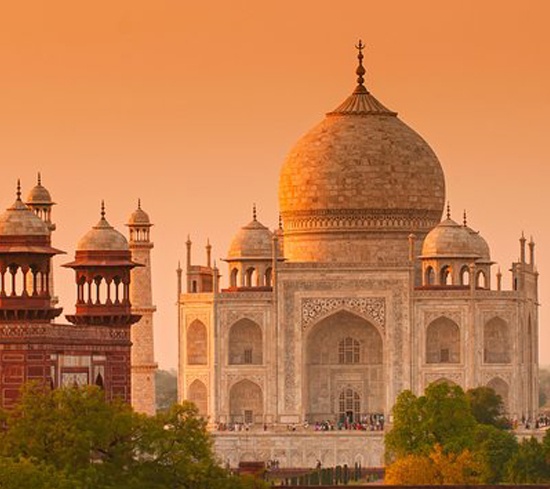 Taj Mahal Sunrise & Agra Fort Tour From Delhi