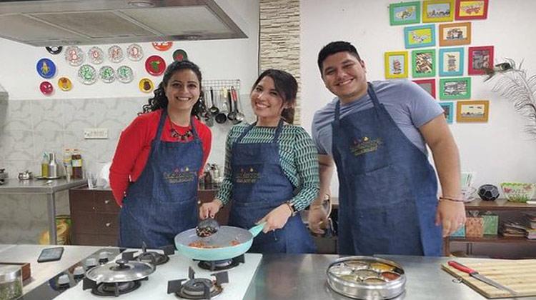 Food Cooking Classes Delhi