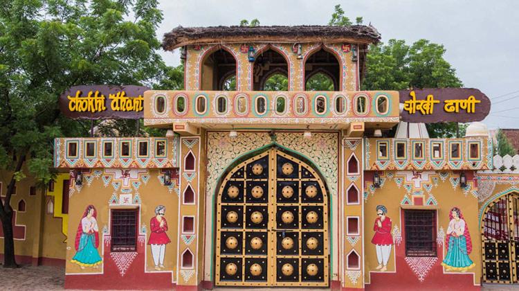 Chowki Dhani Jaipur